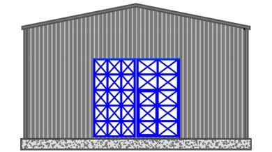 Çelik Hangar HN200