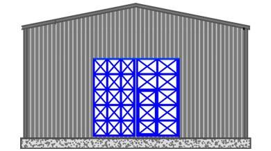 Çelik Hangar HN400