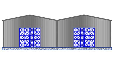 Çelik Hangar HN600