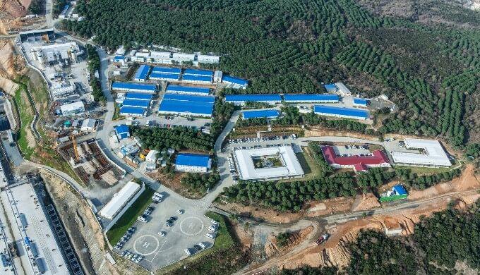 Dünya Standartlarının Üzerinde Prefabrik Yapı Üretiyoruz
