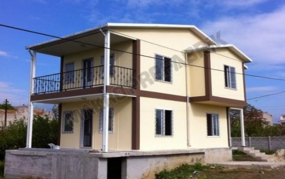 Ferit Altun Prefabrik Konut (Marmara Adası)