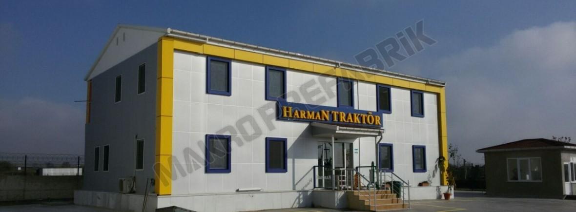 Harman Traktör Ofis Binaları