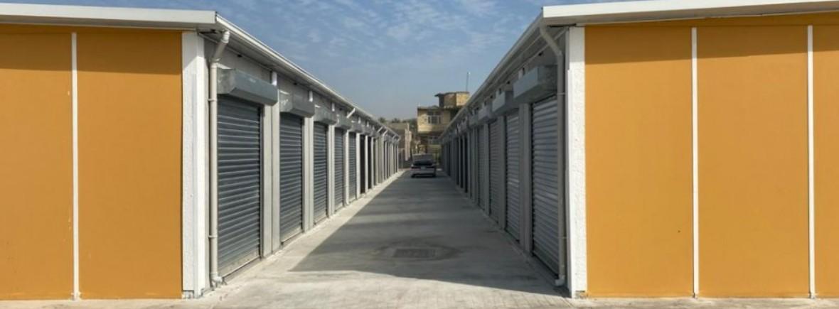 Irak 120.000 m²