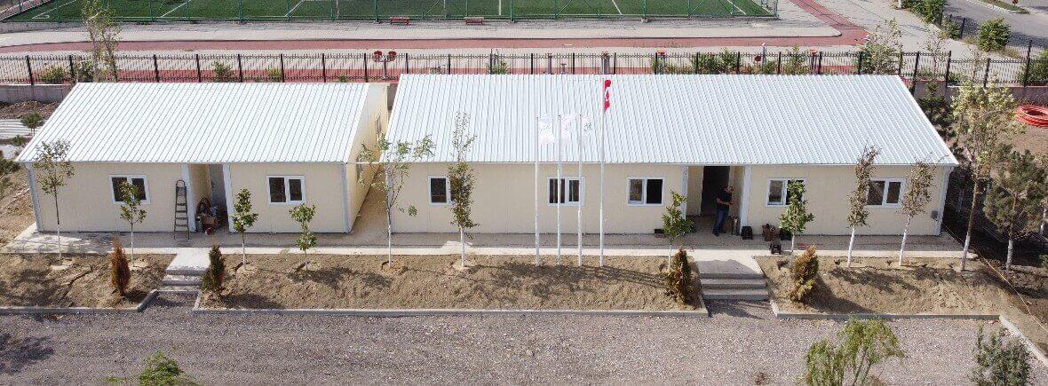 Lef Yapı 236 m² Ofis Binaları