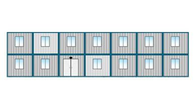 Ofis Konteyneri 294 m²