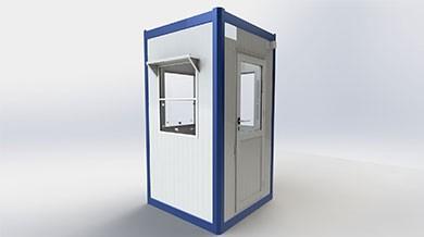 Panel Kabin 130x130