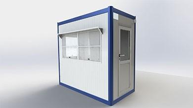 Panel Kabin 130x250