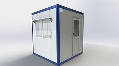 Panel Kabin 210x210