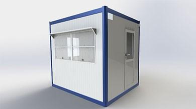 Panel Kabin 210x250