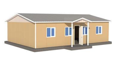 Prefabrik Çamaşırhane 90 m²