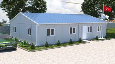 Prefabrik Ofis 125 m²