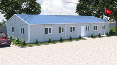 Prefabrik Ofis 169 m²