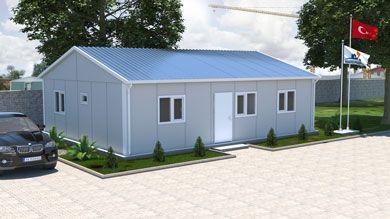 Prefabrik Ofis 78 m²