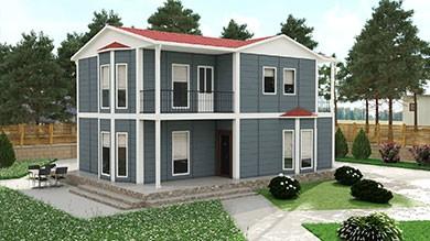 Prefabrik Villa 155 m²