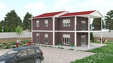 Prefabrik Villa 165 m²