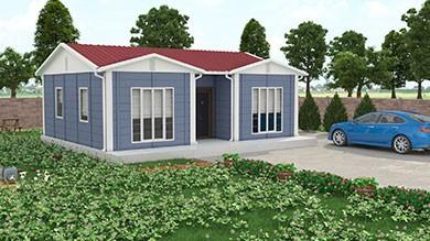 Prefabrik Villa 52 m²