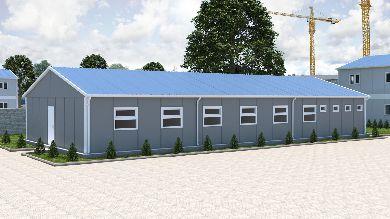 Prefabrik Yatakhane 181 m²