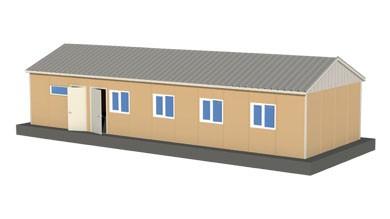 Prefabrik Yemekhane 78 m²