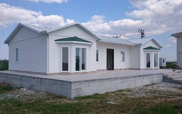 Rumeli Hayvancılık Ofis Binası 89 m²