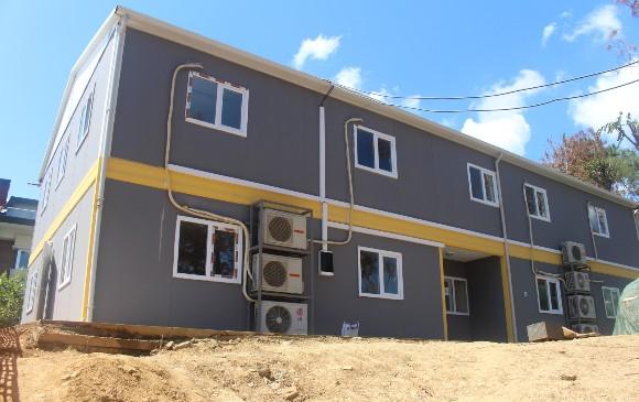 Seba İnşaat 922 m² Şantiye Binaları