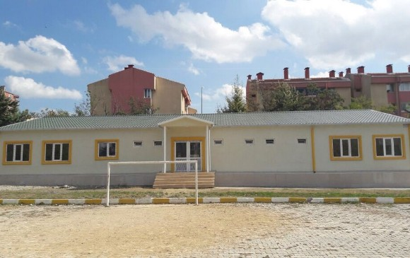 Seg Boya 205 m² Okul Binası