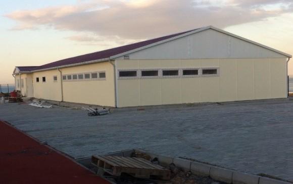 Şile Spor Tesisi 350 m²
