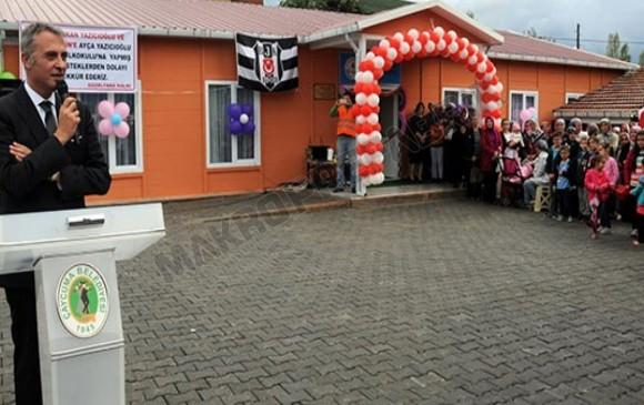 Zonguldak Okul Binası (As İleri Gıda)